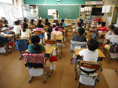 3年生の授業